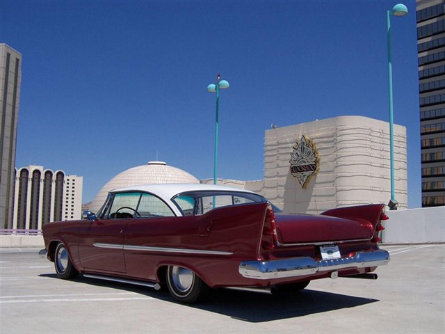 Plymouth  1957 - 1958 custom & mild custom 10841415