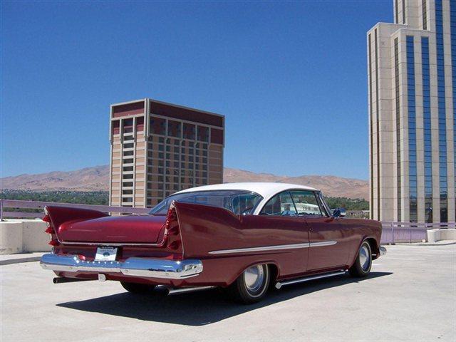 Plymouth  1957 - 1958 custom & mild custom 10841418