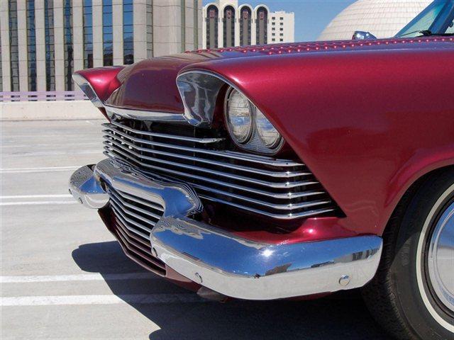 Plymouth  1957 - 1958 custom & mild custom 10841419