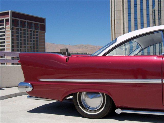 Plymouth  1957 - 1958 custom & mild custom 10841421