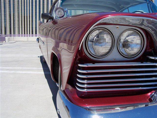 Plymouth  1957 - 1958 custom & mild custom 10841423