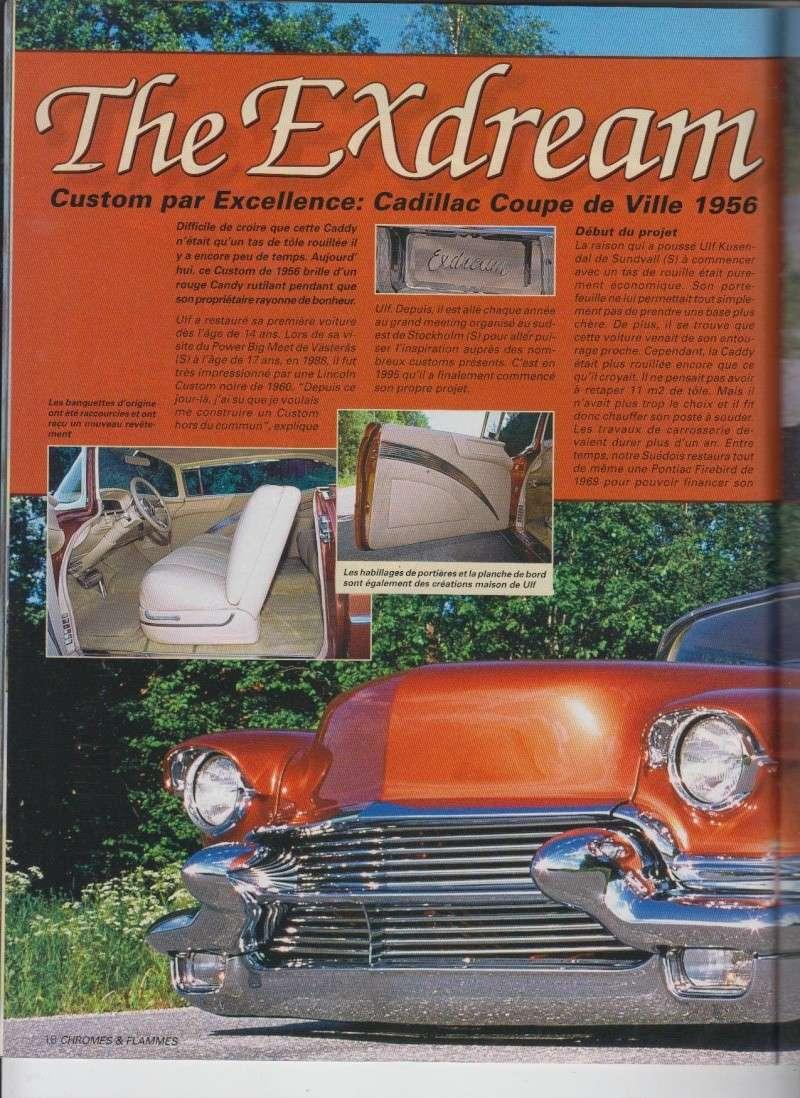 The Exdream - Cadillac Coupe de Ville 1956 custom - Chromes Flammes 10910