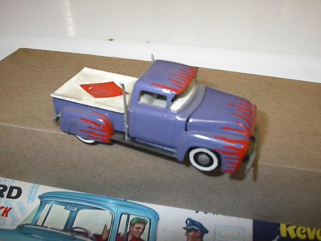 Vintage built automobile model kit survivor - Hot rod et Custom car maquettes montées anciennes 10925910