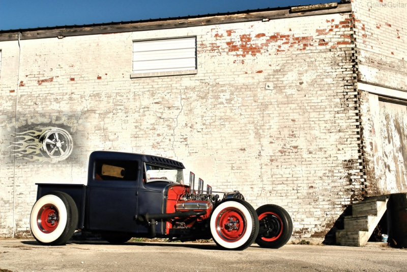 Ford 1931 Hot rod - Page 2 11-cop10