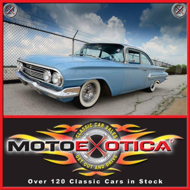 Chevy 1960 custom & mild custom - Page 2 110