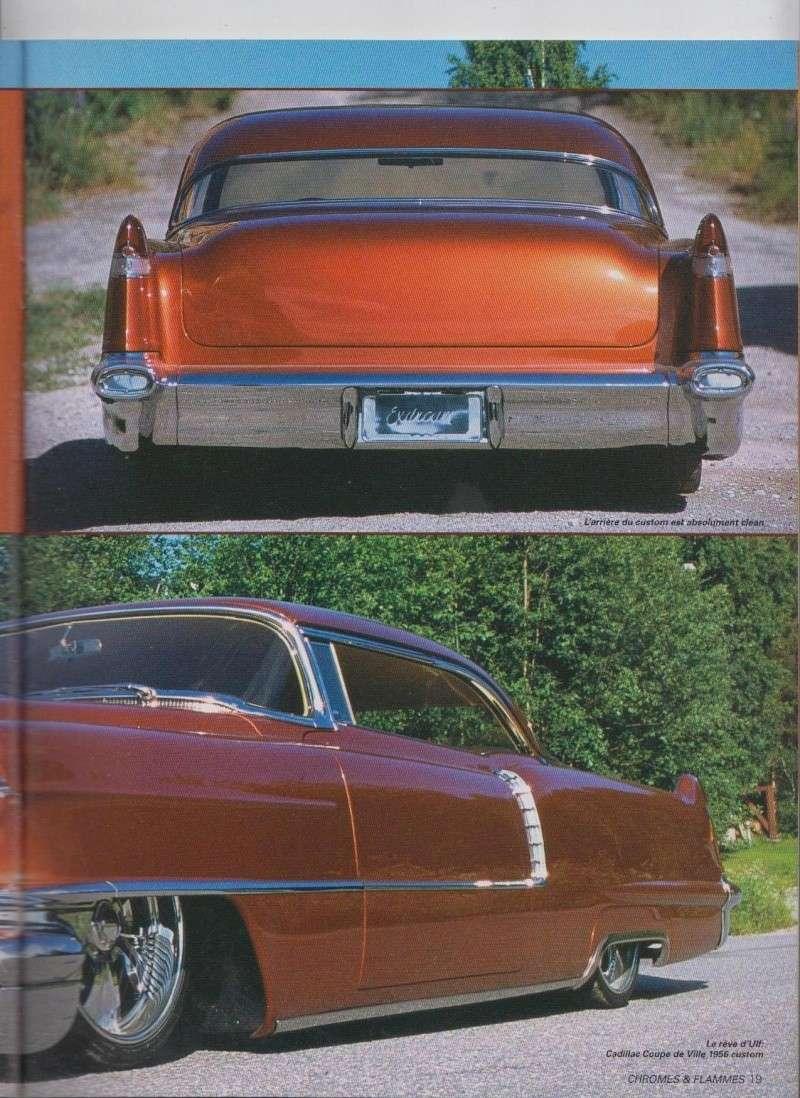 The Exdream - Cadillac Coupe de Ville 1956 custom - Chromes Flammes 11010