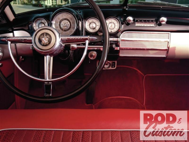 Buick 1943 - 49 custom & mild custom 1107rc14