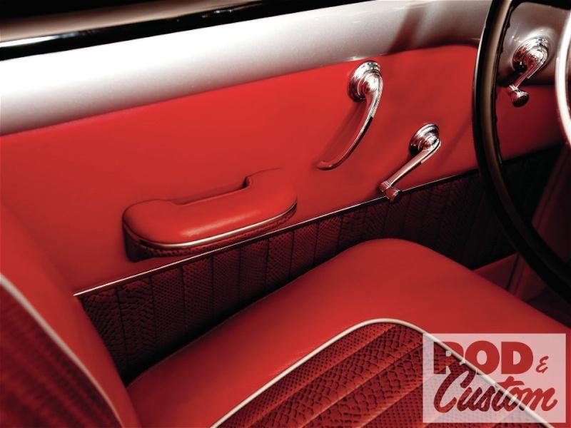 Buick 1943 - 49 custom & mild custom 1107rc17