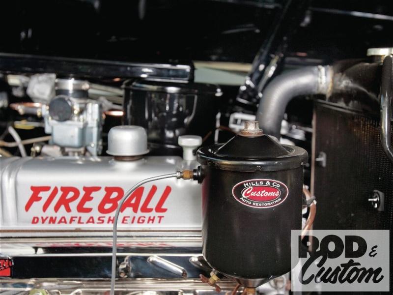 Buick 1943 - 49 custom & mild custom 1107rc18