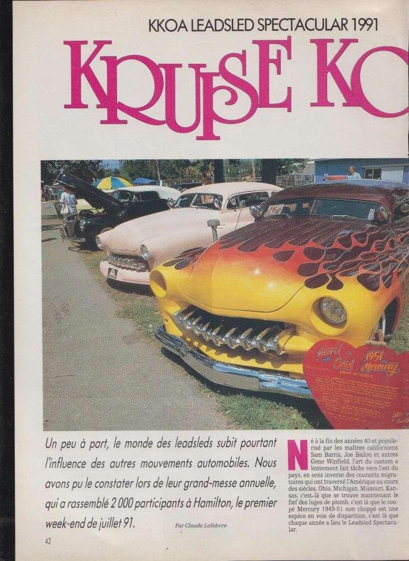 Kruise Kontrol - KKOA Leadsled spectacular 1991 - Nitro 1111
