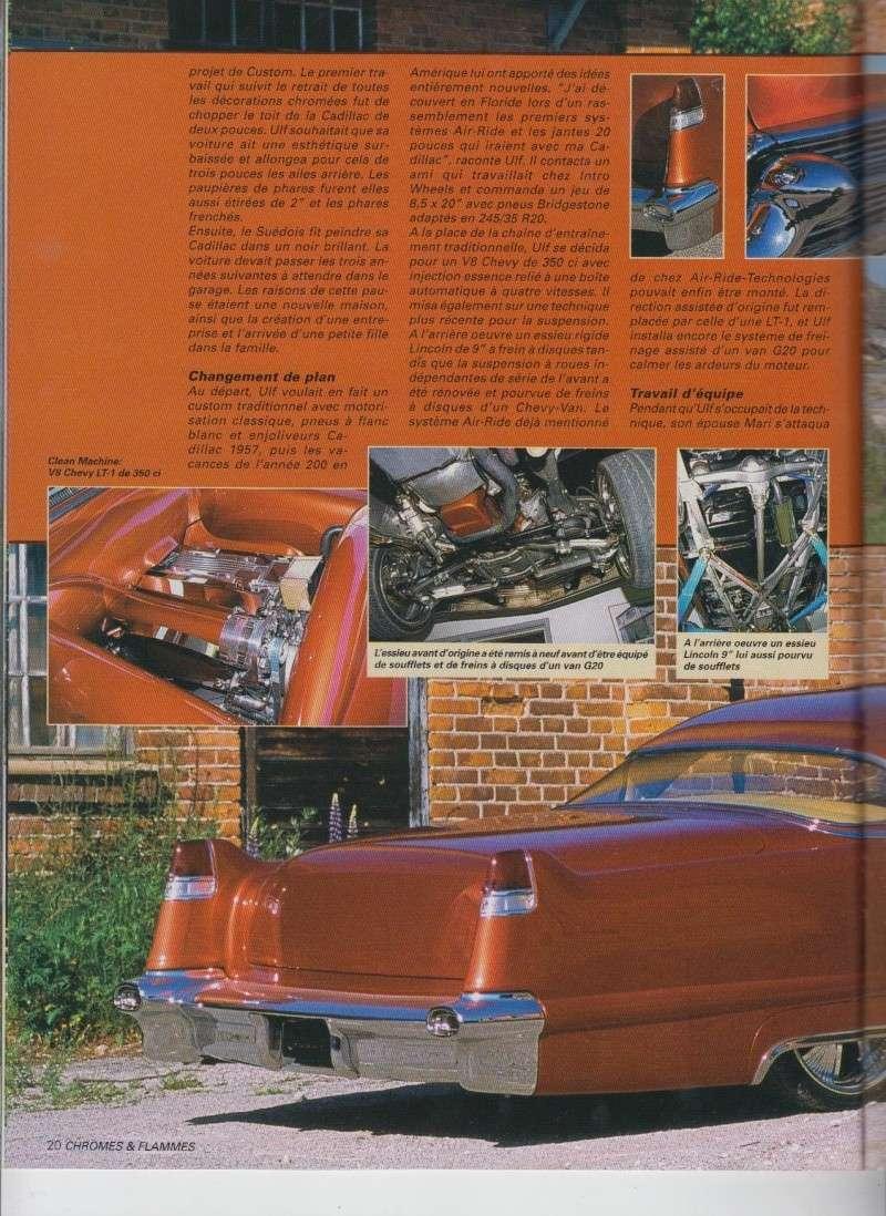 The Exdream - Cadillac Coupe de Ville 1956 custom - Chromes Flammes 11110
