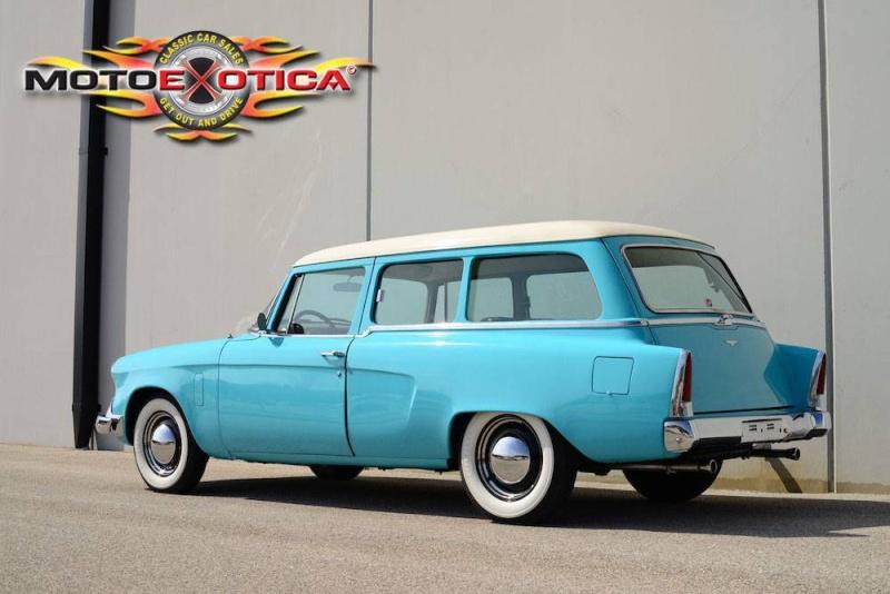 Studebaker classic cars 1119