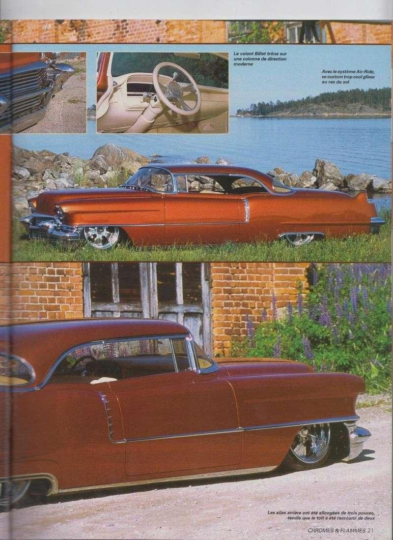 The Exdream - Cadillac Coupe de Ville 1956 custom - Chromes Flammes 11210