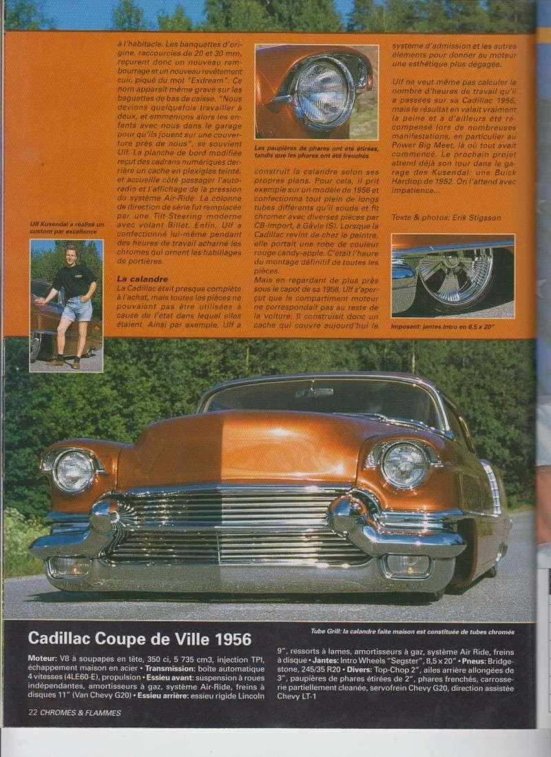The Exdream - Cadillac Coupe de Ville 1956 custom - Chromes Flammes 11310