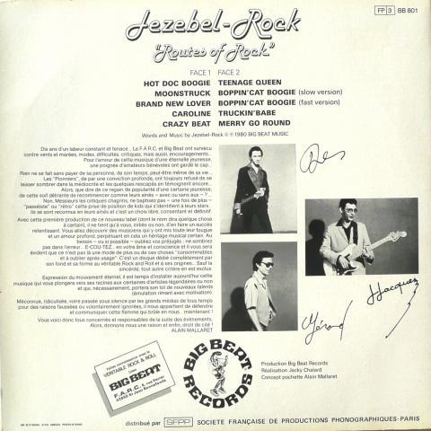 Le label - Big Beat Records - rockabilly to the 1980's  11413010