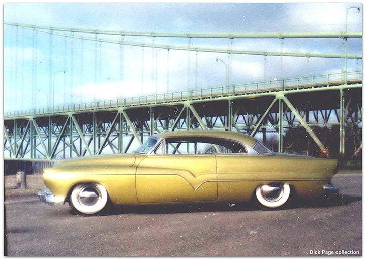 1949 Mercury - George Tylers  11503810