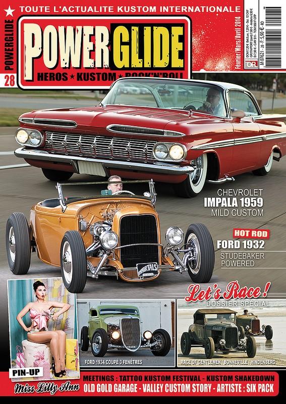 Powerglide magazine 11580610