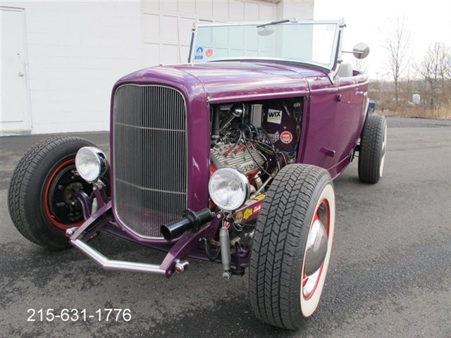 1932 Ford hot rod - Page 7 11739917