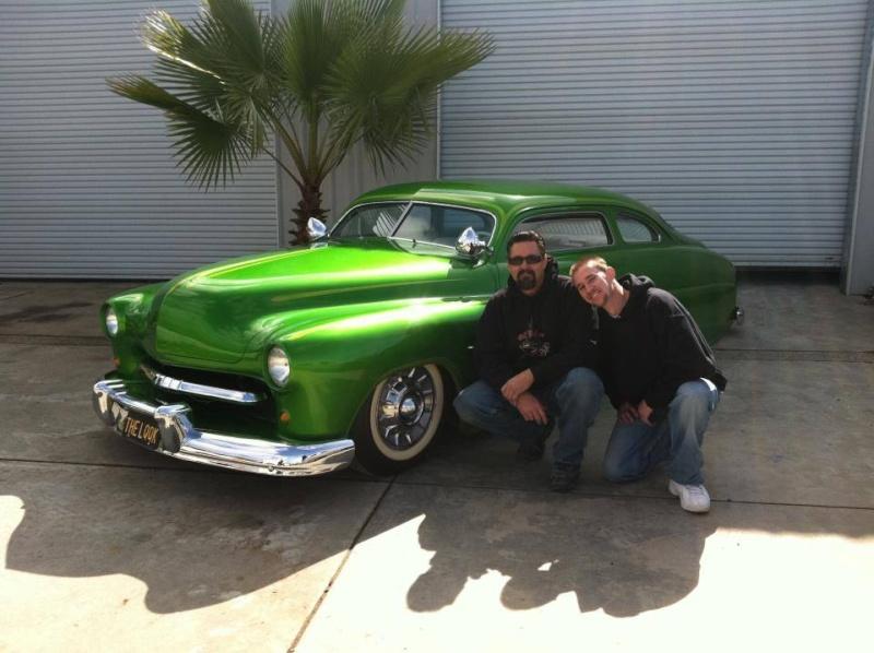 1950 Mercury - One Bad Apple - Oz Welch 11863410