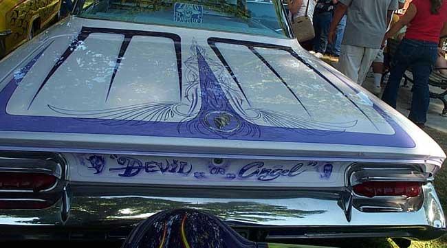 Buick 1961 - 1963 custom and mild custom 121
