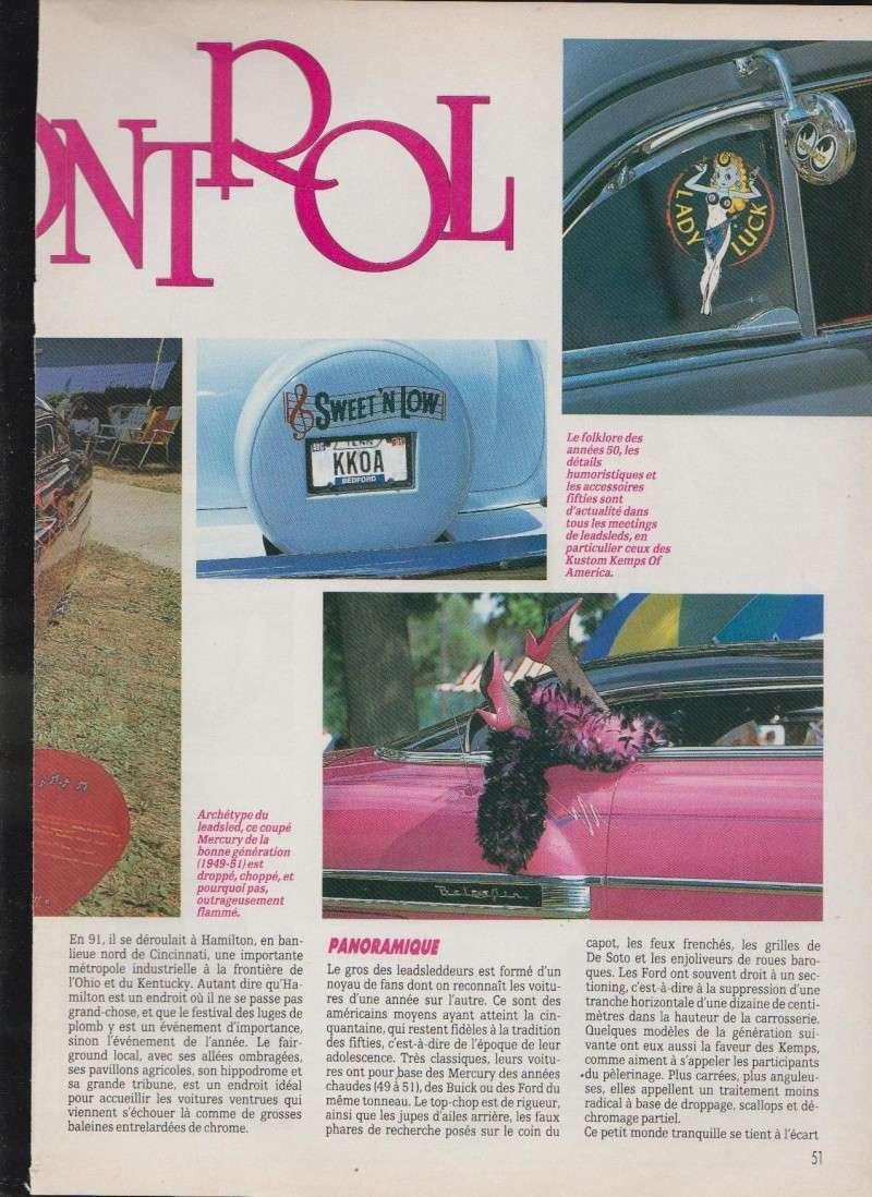 Kruise Kontrol - KKOA Leadsled spectacular 1991 - Nitro 1211