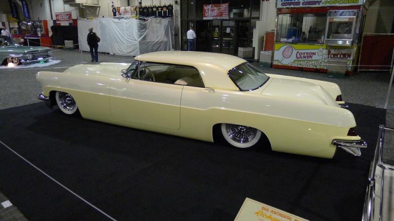 Lincoln Continental 1956 - 1957 custom & mild custom 12113212