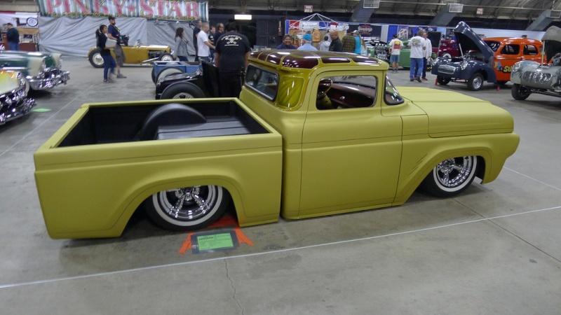 Ford Pick up 1958 - 1966 custom & mild custom 12113312