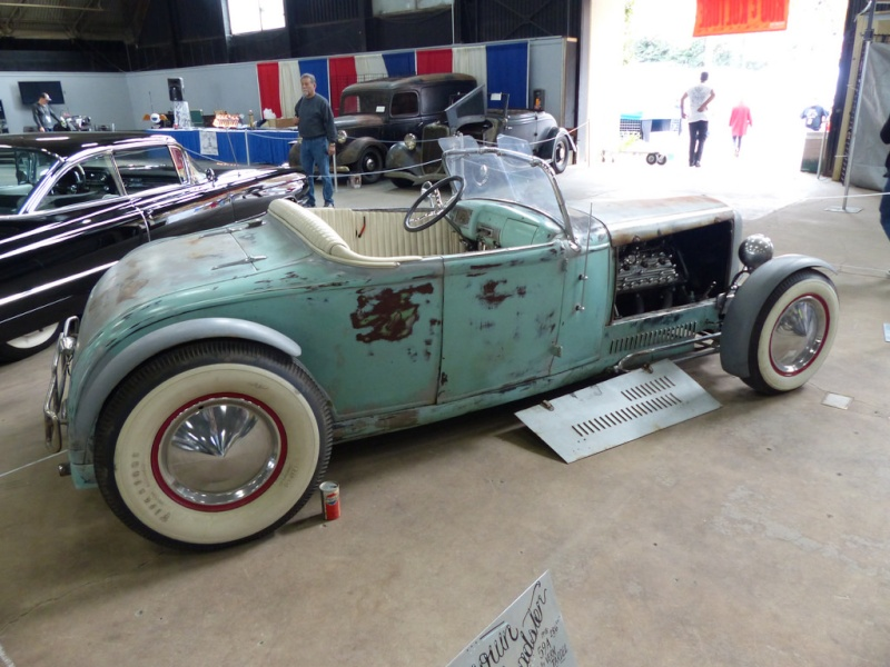 1931 Ford Roadster - The Unknow Roadster - survivor 12183512