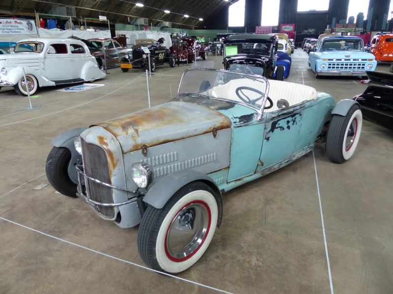 1931 Ford Roadster - The Unknow Roadster - survivor 12183811
