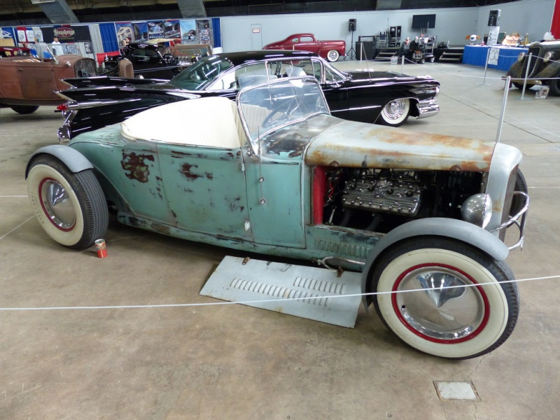 1931 Ford Roadster - The Unknow Roadster - survivor 12184110
