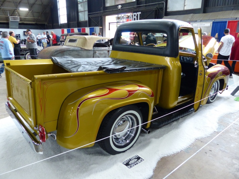 Ford Pick Up 1953 - 1956 custom & mild custom - Page 2 12200112