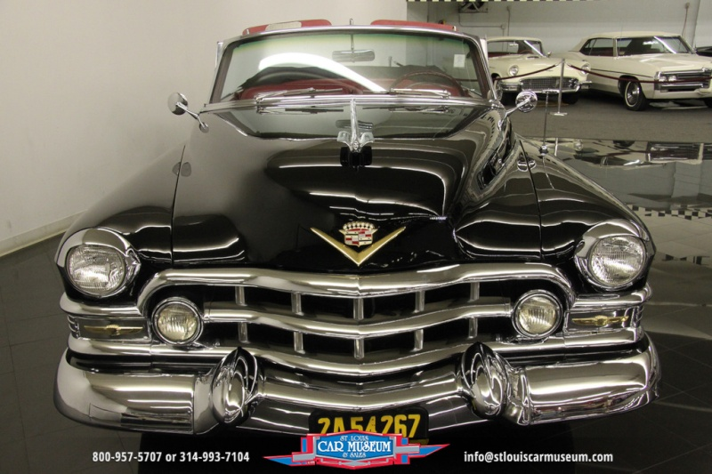 Cadillac Classic Cars 122410