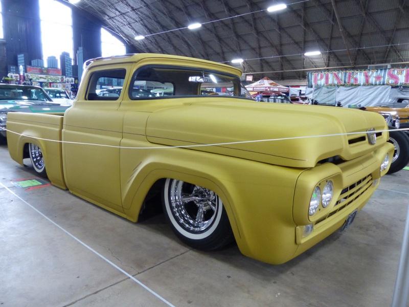Ford Pick up 1958 - 1966 custom & mild custom 12261112