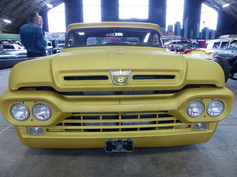 Ford Pick up 1958 - 1966 custom & mild custom 12261511