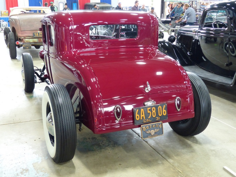 1931 Ford Model A - Rudy Hillebrand - Rudy's coupe 12263813