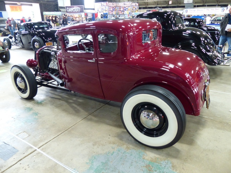1931 Ford Model A - Rudy Hillebrand - Rudy's coupe 12263913
