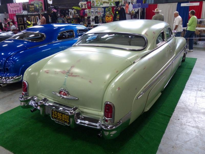 1951 Mercury - Jitter Bugs -  George Garza - Lucky 7 Customs 12270312