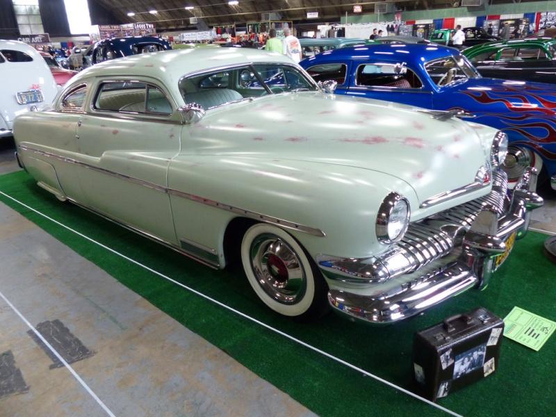 1951 Mercury - Jitter Bugs -  George Garza - Lucky 7 Customs 12270313