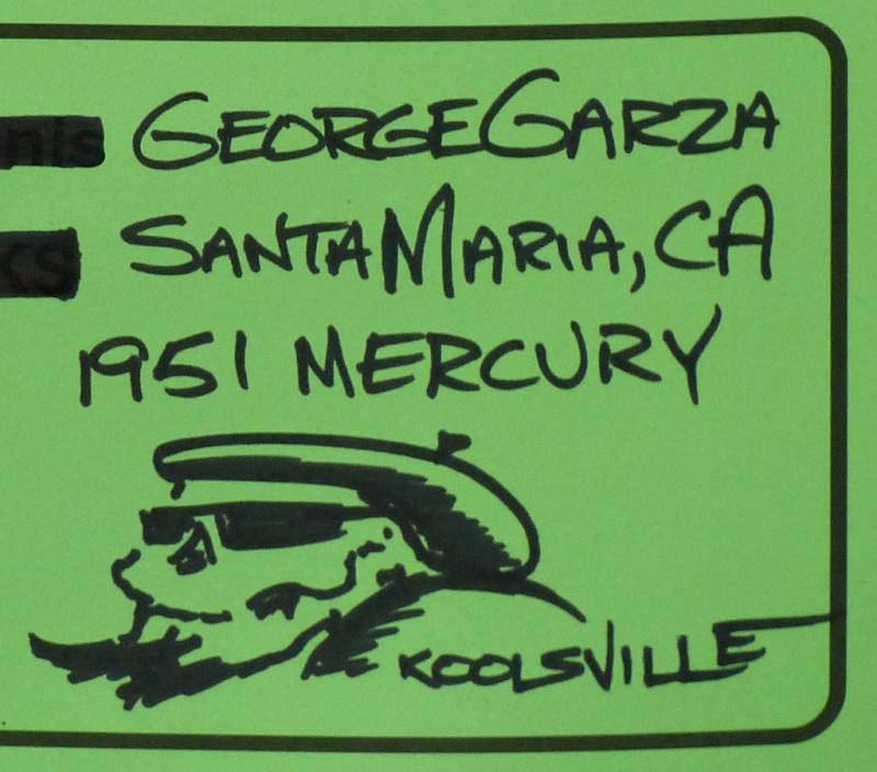 1951 Mercury - Jitter Bugs -  George Garza - Lucky 7 Customs 12271010