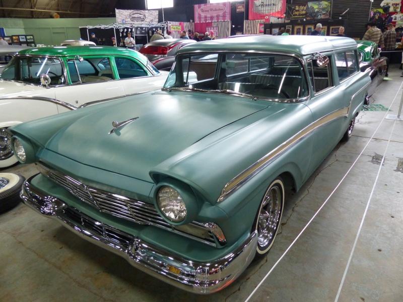 Ford 1957 & 1958 custom & mild custom  - Page 3 12298912
