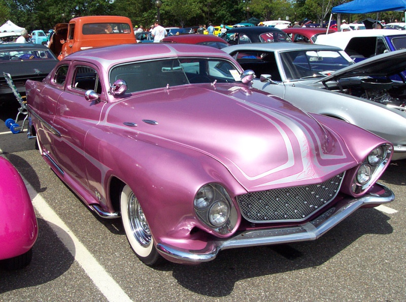 1951 Mercury  - Bob Politz 123