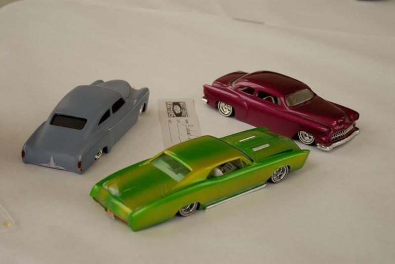 Vintage model kit restaurés, ou kit monté top trouvé sur le web 12370110