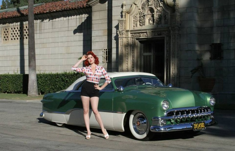 Ford 1949 - 50 - 51 (shoebox) custom & mild custom galerie - Page 6 12397810