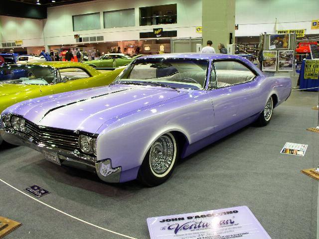 Oldsmobile 65 - 68 custom & mild custom 12399810