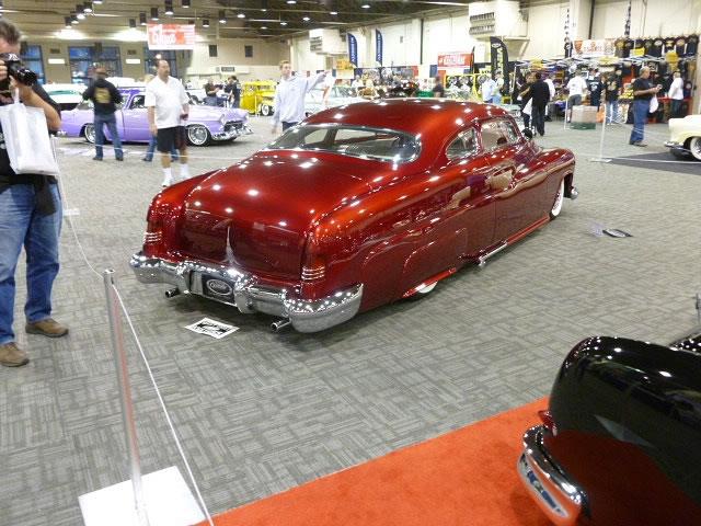 Lincoln 1949 - 1951 custom & mild custom 129