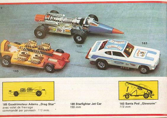 Corgi Dragster - 1/43 scale - Drag Racing 12923510