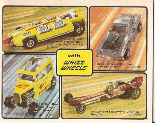 Corgi Dragster - 1/43 scale - Drag Racing 12937911