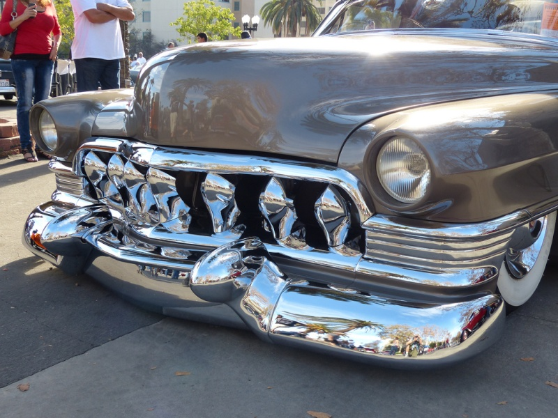 Cadillac 1948 - 1953 custom & mild custom - Page 2 12948010