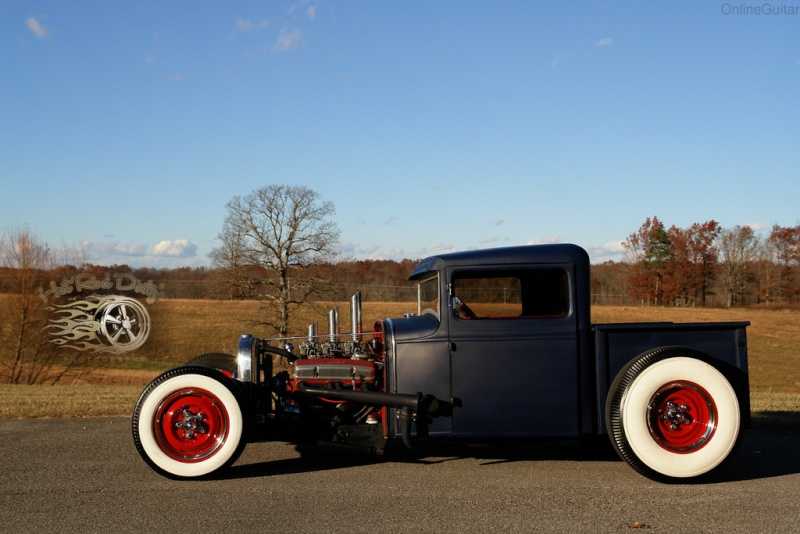 Ford 1931 Hot rod - Page 2 13-cop10