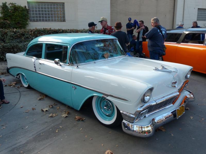 Chevy 1956 custom & mild custom - Page 2 13016211